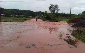 Temporal en Misiones: Unas 160 familias fueron afectadas en la zona centro