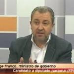 Perié dijo que desde el FpV respaldarán las políticas que tengan que ver con lo ciudadano