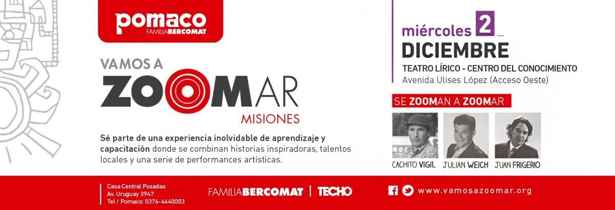 Bercomat y TECHO realizarán hoy un evento innovador en la provincia