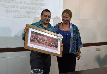 """Herrera Ahuad: """"Tenemos un sistema sanitario con igualdad de oportunidades"""""""