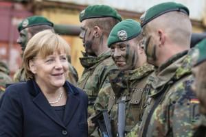 Vientos de guerra: Alemania enviará 1200 hombres al combate contra el ISIS