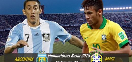 Desde las 21, Argentina recibe a Brasil con la obligación de levantar el nivel en las Eliminatorias