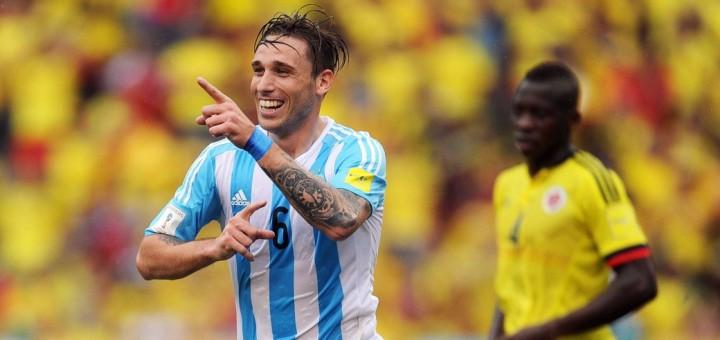 Argentina derrotó a Colombia en Barranquilla con garra, corazón y fútbol