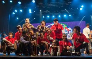 Academia DaVinci y Grupo HighQuality entre los primeros puestos del Sudamericano Universal Dance