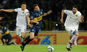 El campeón Boca va con suplentes a Rosario