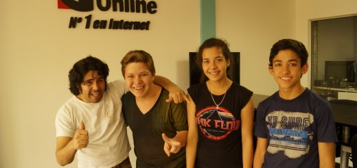 Los chicos del grupo Verde Araucaria de San Antonio cierran hoy el festival de Teatro Estudiantil