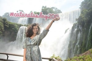 Las Cataratas celebrarán su condición de maravilla a través de las redes sociales