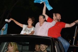 Puerta celebra triunfo de Macri y se esperanza con el nuevo gobierno