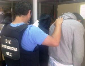 Tres detenidos por amenazas y cobro de peajes en cercanías de Jardín Botánico