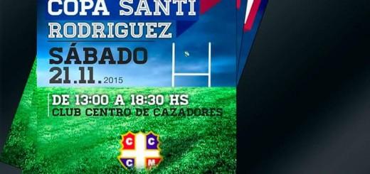 Rugby: Mañana se disputará el tradicional Seven organizado por Centro de Cazadores