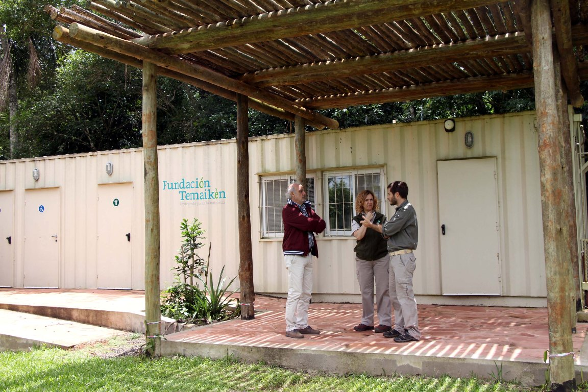 Se realizó la Tercera Peña Ambiental en San Ignacio