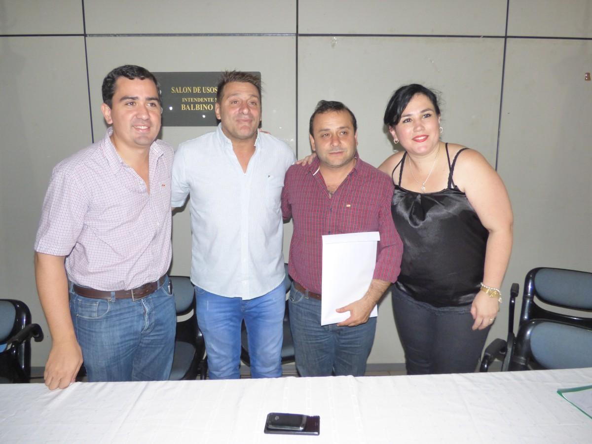 El Turco García hablará sobre prevención de adicciones con los pibes misioneros