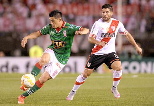 Huracán sacó ventaja: le  ganó 1 a 0 a River de visitante