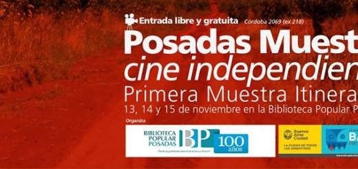 La muestra de cine itinerante del BAFICI llega hoy a la Biblioteca Popular de Posadas