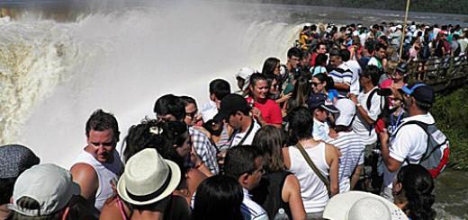 Cataratas batió otro récord y superó las visitas del 2014
