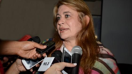 """Ivonne Aquino: """"Misiones seguirá en defensa del modelo educativo federal"""""""