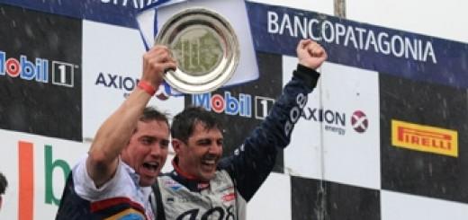 Súper TC2000: Fabián Yannantuoni ganó una carrera pasada por agua; Rafa abandonó y quedó 18°