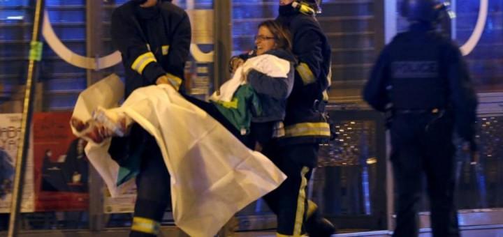 Más de 100 muertos en la matanza terrorista de París
