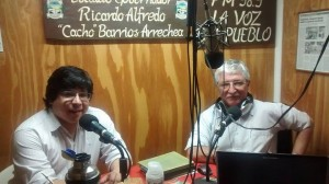 Zapatilla Aranda ya definió su voto para el domingo