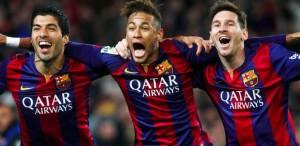 Barcelona buscará batir una marca histórica en el último partido del año