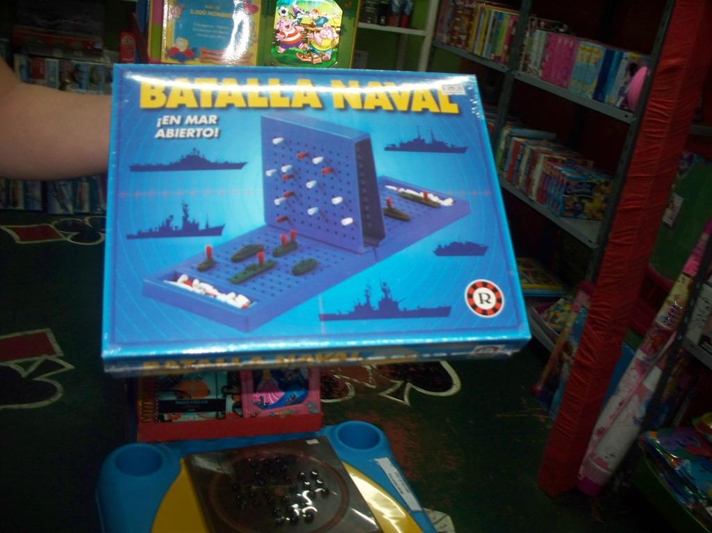 La Batalla naval, el famoso juego de mesa creado en 1931 aún sigue vigente