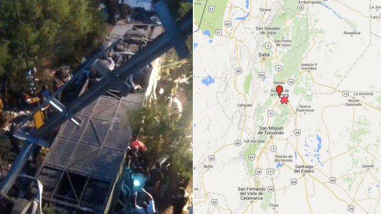 ¿Por qué la ruta donde ocurrió el accidente fatal en Salta la llaman «la ruta de la muerte»?