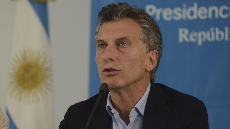 Mauricio Macri: «Hay que pagar con alegría más Impuesto a las Ganancias»