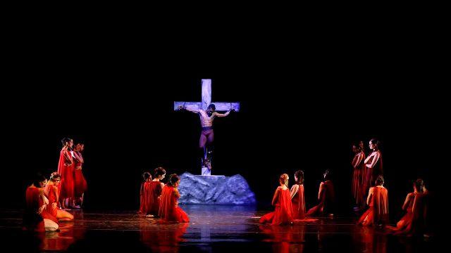 Impactante última función de Spartacus en el Teatro Lírico