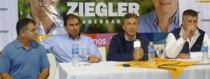 Se conocen algunos nombres de los funcionarios de Macri en Misiones