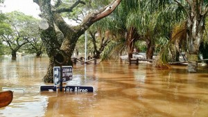 Misiones se mantiene al margen de las inundaciones que afectan al Litoral
