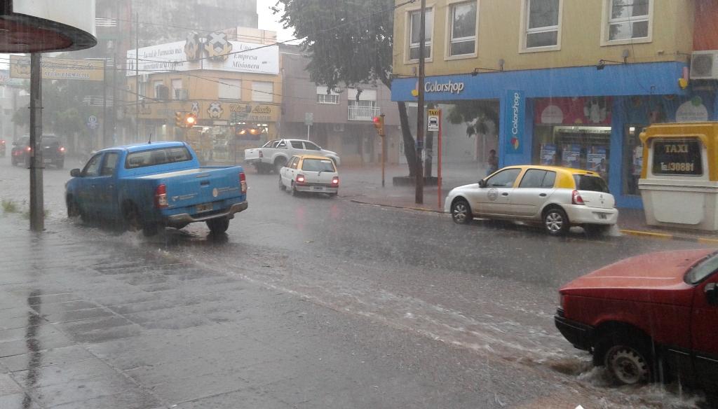 Recomendaciones de Salud Pública frente a las tormentas intensas que se presentan en Misiones