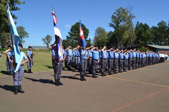Mañana será la ceremonia de egresados del Servicio Penitenciario Provincial