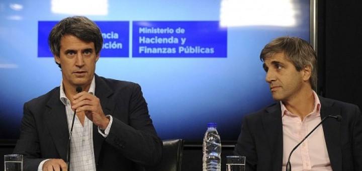 Prat-Gay anunció el levantamiento del cepo cambiario