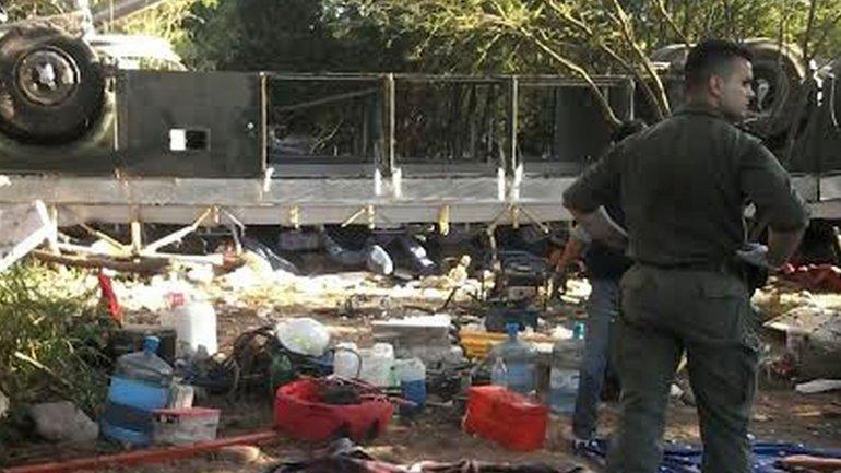 Tragedia en Salta: la causa del accidente en Salta en el que murieron 43 gendarmes