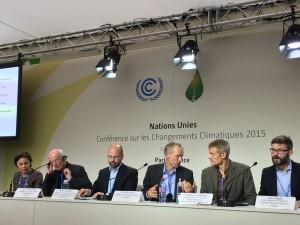 Cumbre del clima: Duras críticas del panel científico al borrador del acuerdo de la COP21 de París