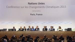 Cumbre del clima: presentan texto final del acuerdo global en la COP21 de París