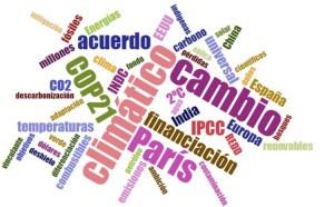 Cumbre del clima: mitigación, adaptación y financiación fueron las palabras más escuchadas en la COP21
