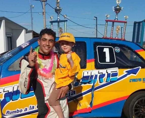 El «pibe» Pastori podría correr en TC Pista, la prestigiosa divisional telonera del Turismo Carretera
