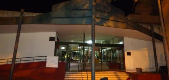 Denunciaron que un grupo comando robó más de 10 millones de pesos en la sede de un diario de Posadas