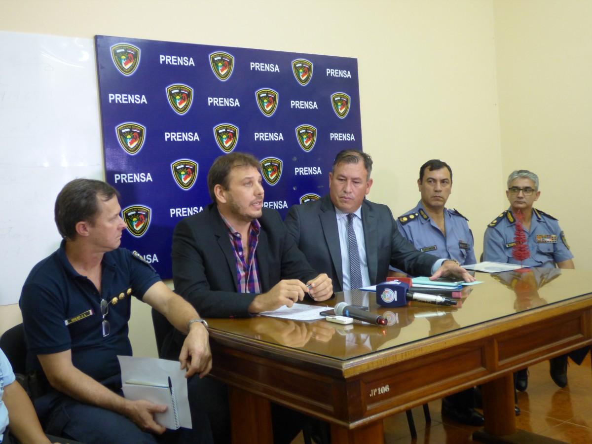 Amplio operativo policial para garantizar la seguridad durante las fiestas de fin de año