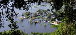 Lluvias e inundaciones causan estragos en Sudamérica