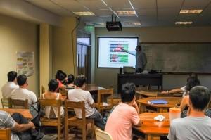Experiencia italiana en la cultura de árboles fue expuesta por especialista en la facultad de Ciencias Forestales de la UNAM