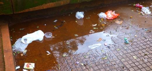 Evalúan multar a quienes tiren basura en las calles o la saquen fuera de horario en Posadas