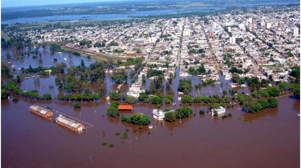 Macri recorrerá mañana zonas inundadas del Litoral