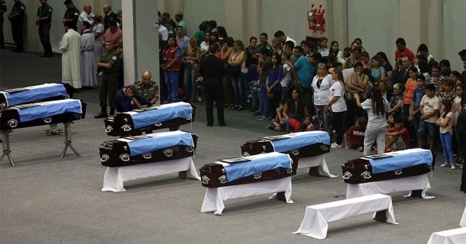 Fueron tres los gendarmes misioneros muertos en la Tragedia de Salta