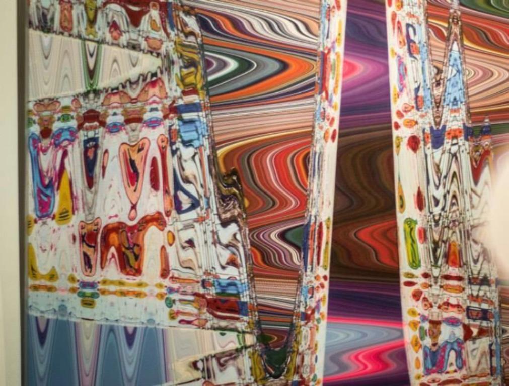 Invitaron a ver las obras de «Arte digital» en la Universidad de la Cuenca del Plata