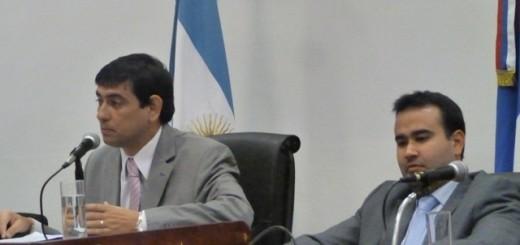 Joaquín Losada recibió a Alejandro Velázquez