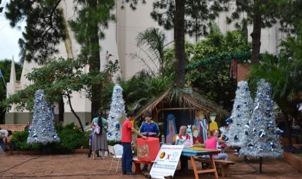 """Oberá: el sábado celebrarán el primer festival denominado """"Navidad sin hambre"""""""