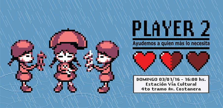 Player 2: Gamers misioneros ayudarán a los afectados por las inundaciones