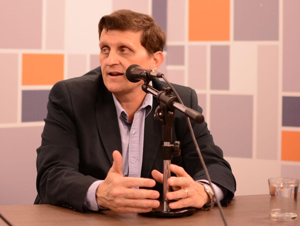 Safrán: «Se abre la posibilidad de que vengan inversiones en el sector energía y también hay capitales interesados en Misiones»